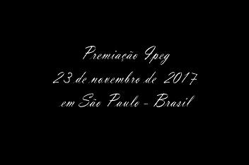 Vídeo da cerimônia 2017